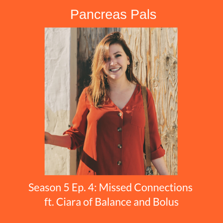 Season 5 Ep. 4: Missed Connections ft. Ciara of @Balanceandbolus